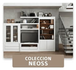 Muebles a medida Neoss